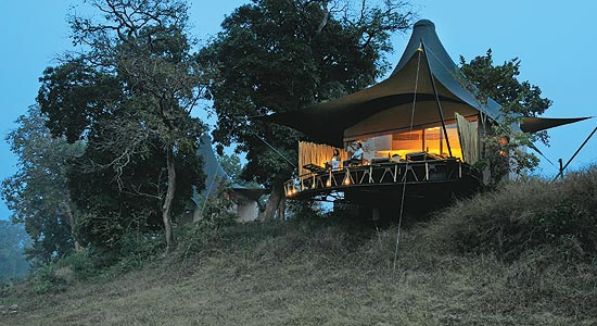 via Outlook India & Whimsical Tent Life. | Crazy Agnus